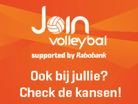 Banner Join Volleybal