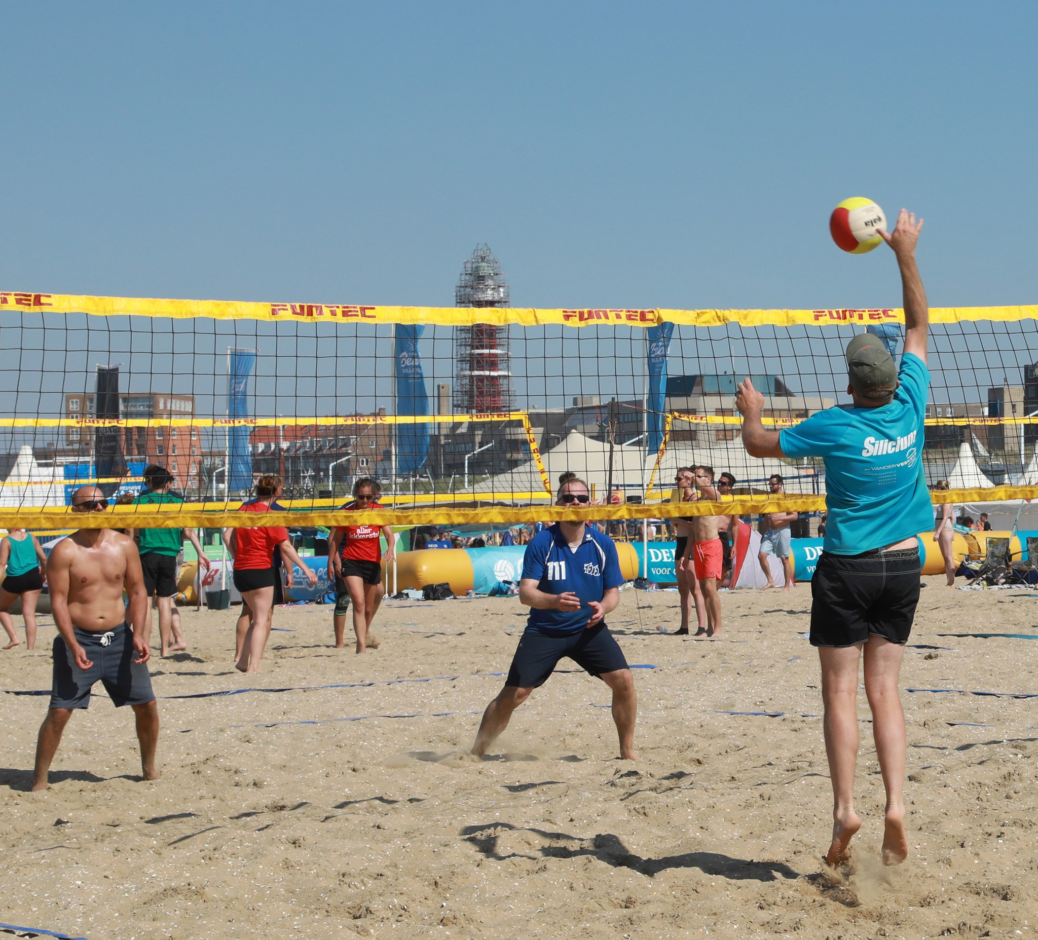 Nevobo Summer Beach Volleyball Circuit
